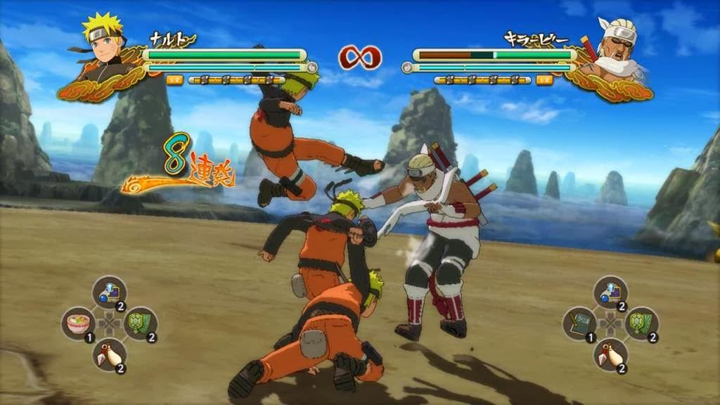 download game naruto ringan for pc
